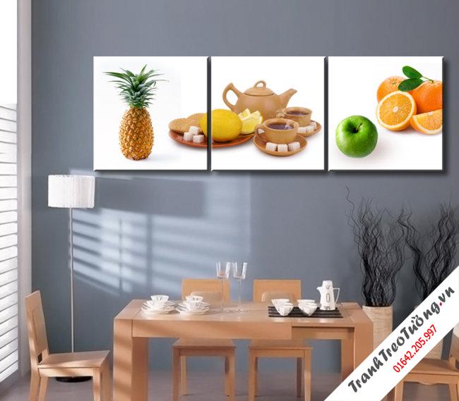 Tranh trang trí phòng bếp1