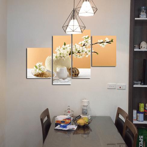 Tranh trang trí phòng bếp2