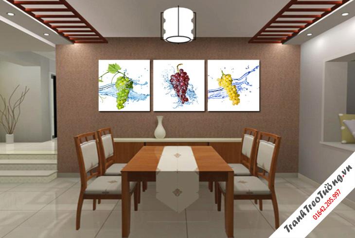 Tranh trang trí phòng bếp22