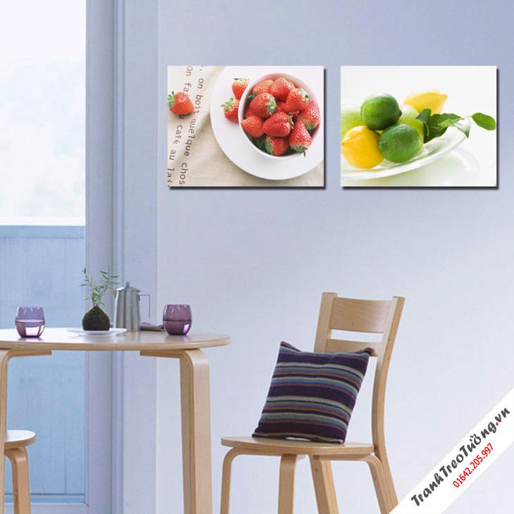 Tranh trang trí phòng bếp30