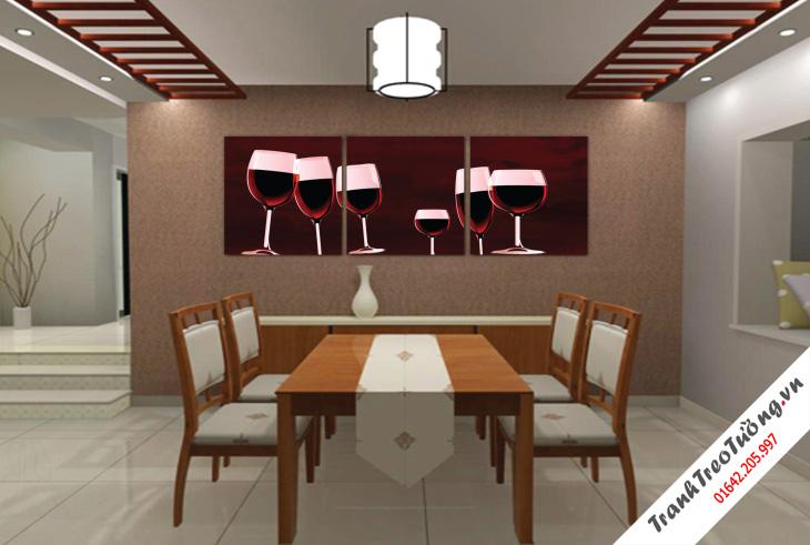 Tranh trang trí phòng bếp5
