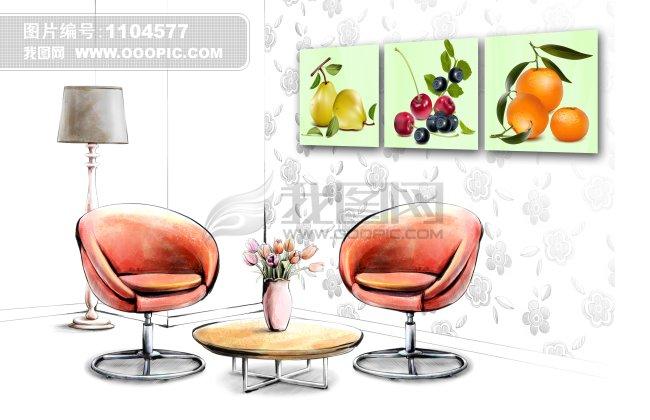 Tranh trang trí phòng bếp83