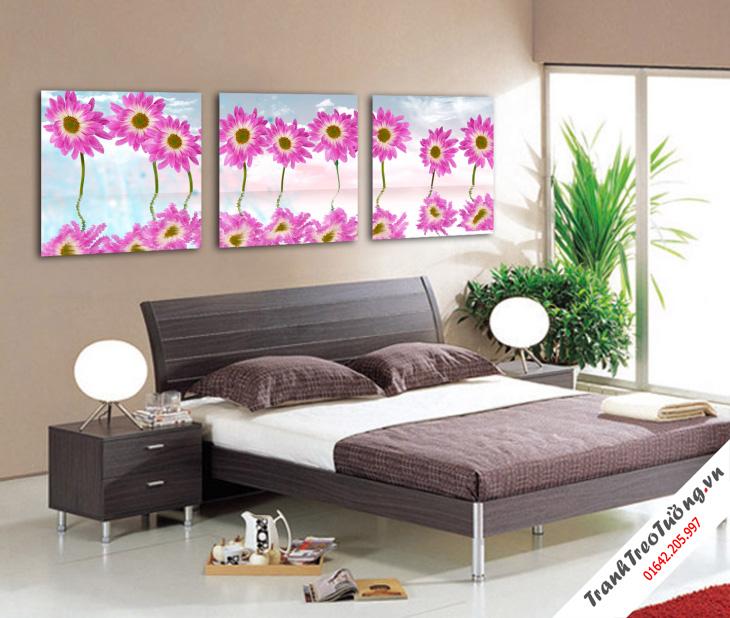 Tranh trang trí phòng ngủ1