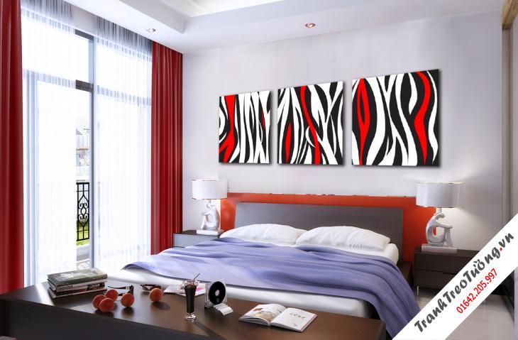 Tranh trang trí phòng ngủ10