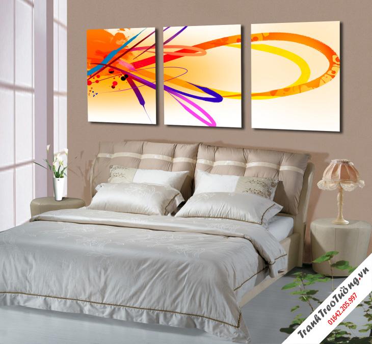 Tranh trang trí phòng ngủ14