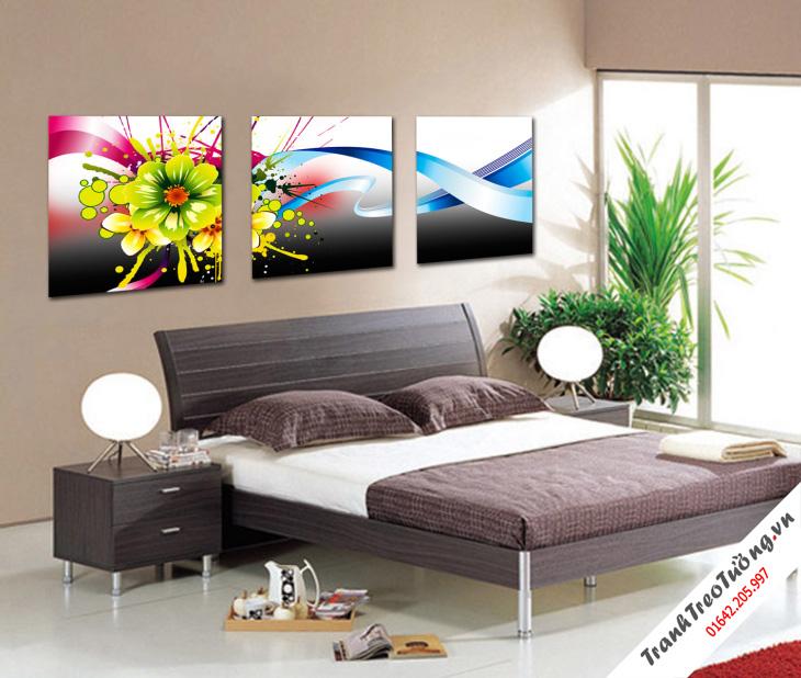 Tranh trang trí phòng ngủ17