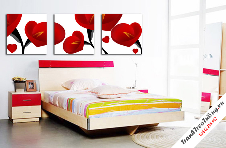 Tranh trang trí phòng ngủ18