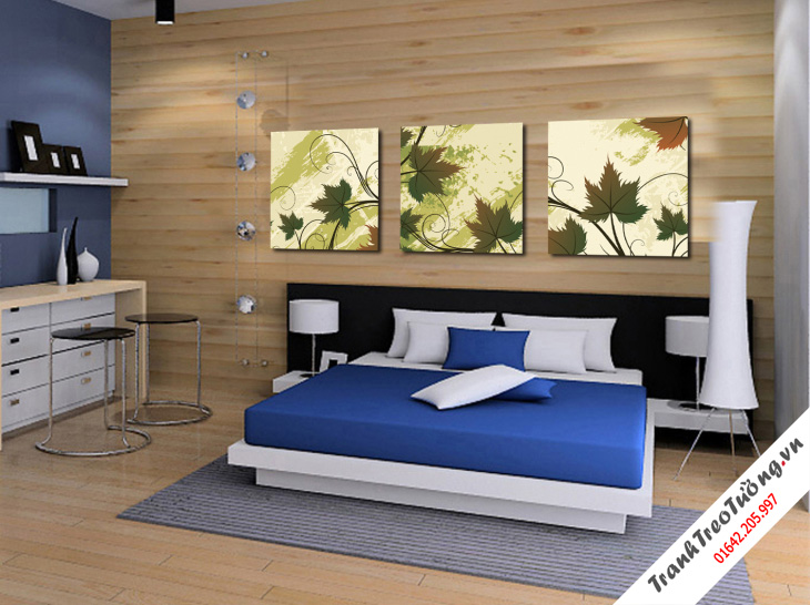 Tranh trang trí phòng ngủ2