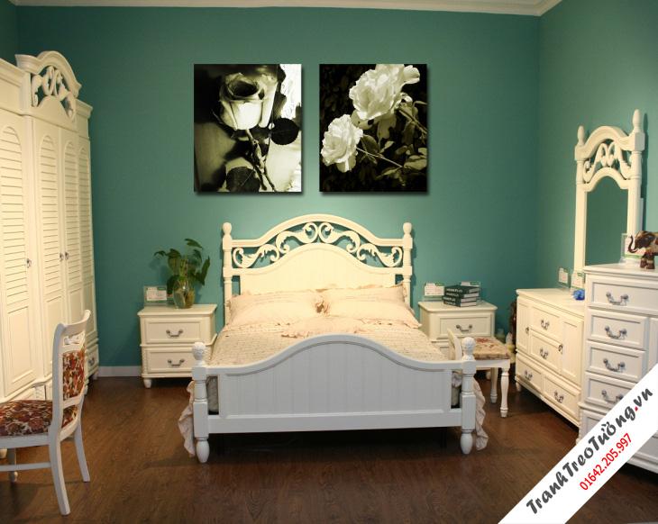 Tranh trang trí phòng ngủ3