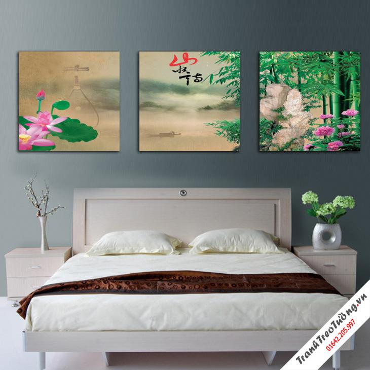 Tranh trang trí phòng ngủ30