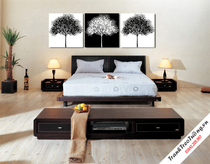 Tranh trang trí phòng ngủ32