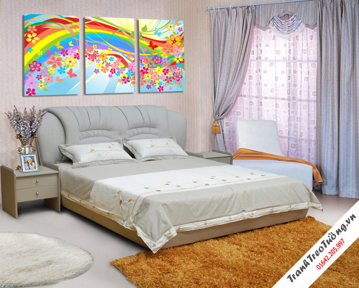 Tranh trang trí phòng ngủ36