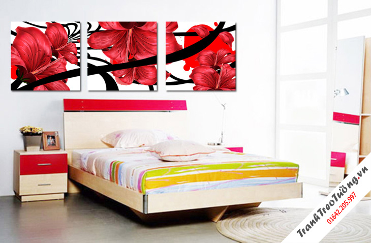 Tranh trang trí phòng ngủ38