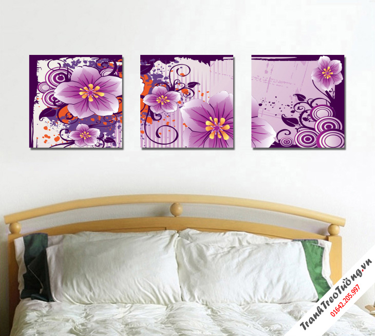 Tranh trang trí phòng ngủ40