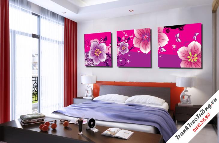 Tranh trang trí phòng ngủ42