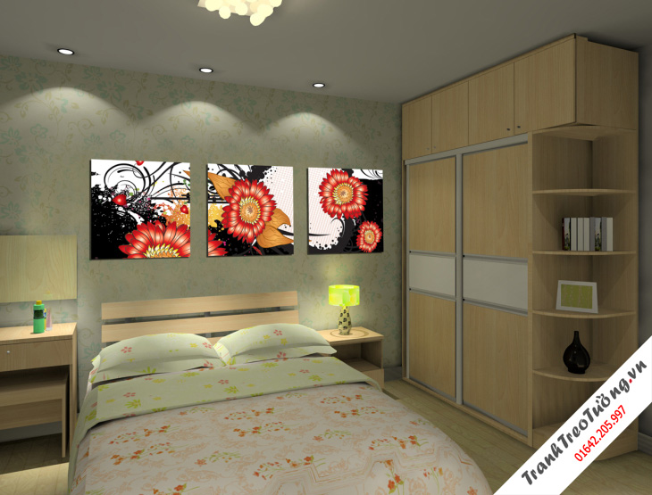 Tranh trang trí phòng ngủ49