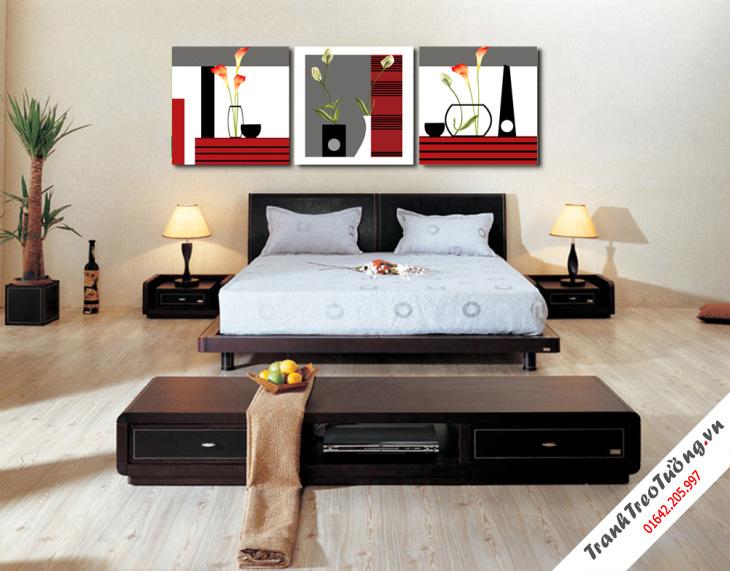 Tranh trang trí phòng ngủ5