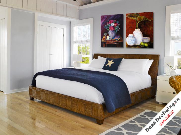 Tranh trang trí phòng ngủ58