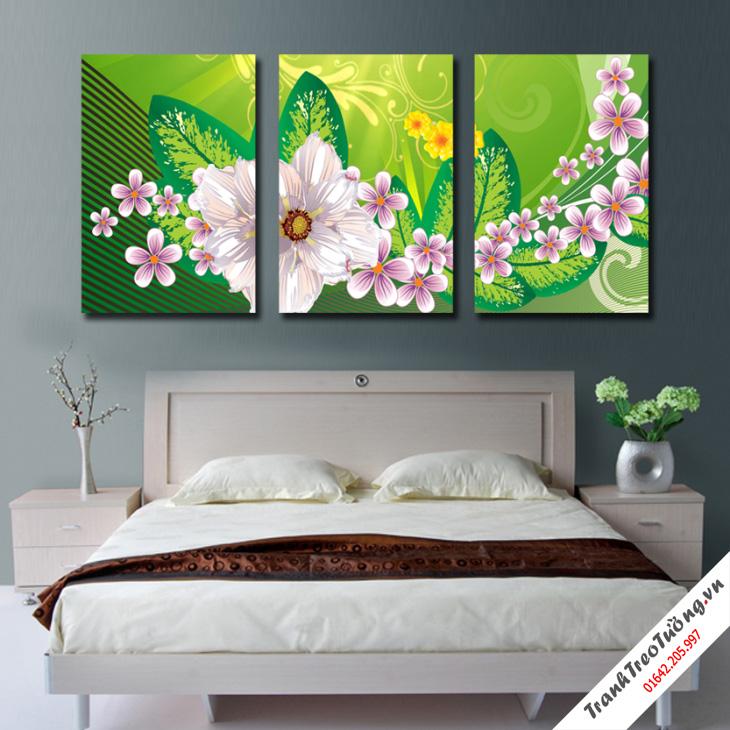 Tranh trang trí phòng ngủ7
