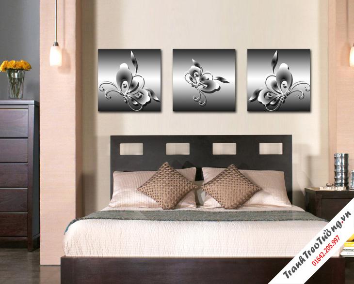 Tranh trang trí phòng ngủ8