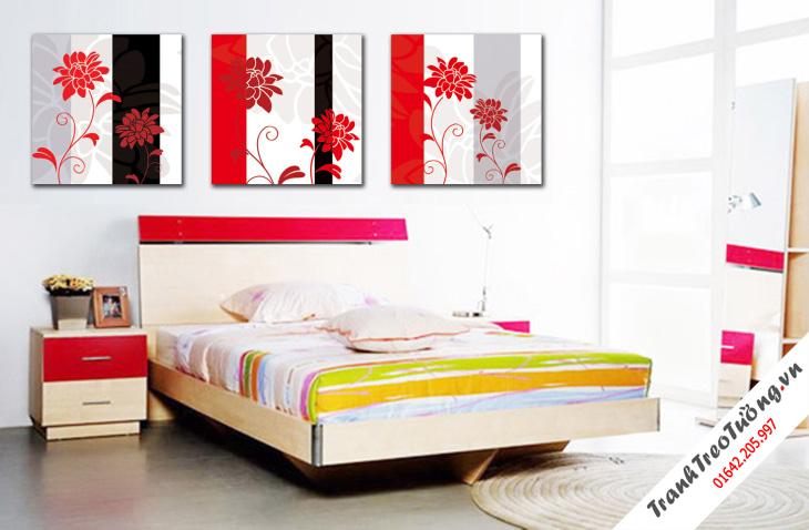 Tranh trang trí phòng ngủ9