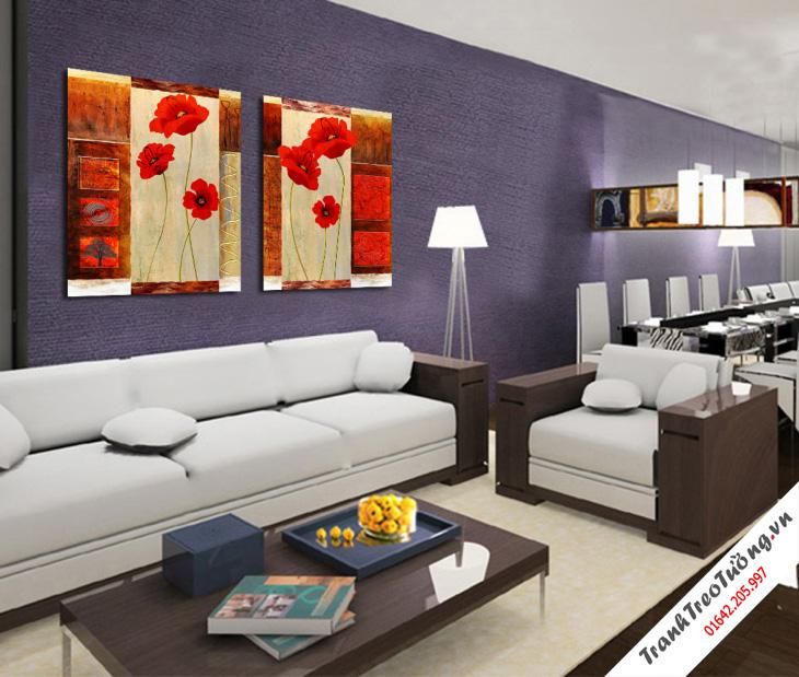 Tranh trang trí phòng khách8
